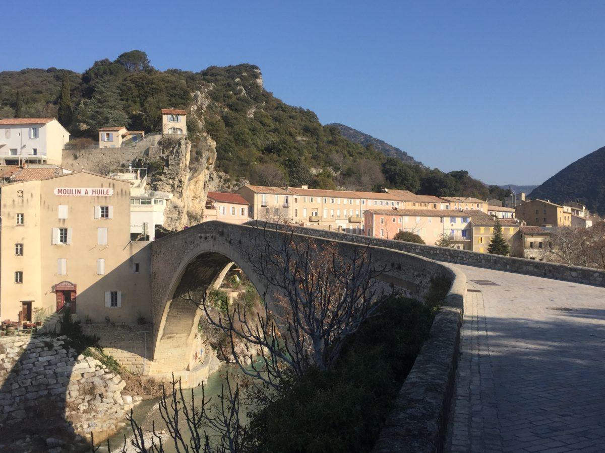 Le Pont Roman de Nyons